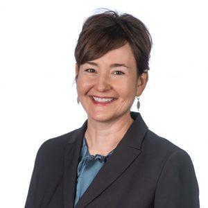 Megan Davies, President and CEO of Insitu